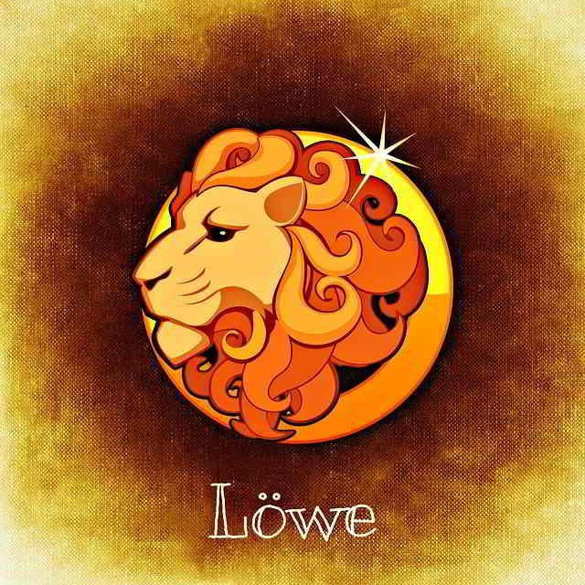 august sternzeichen löwe